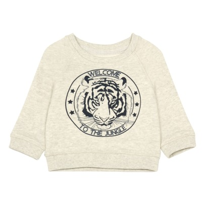 Louis Louise Sweatshirt Tiger James -listing