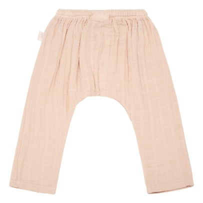 Moumout Opa Muslin Harem Trousers-product