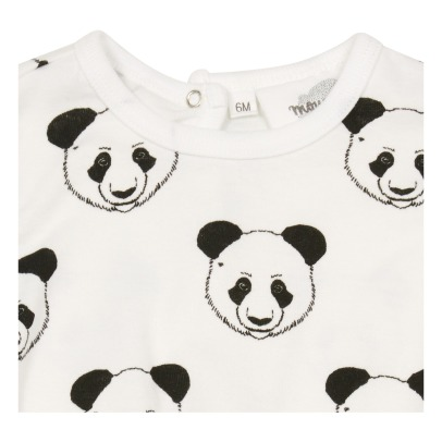 Moumout Baba Panda Romper-product