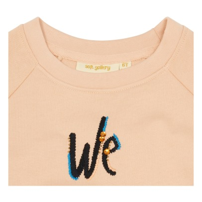 "Soft Gallery Sweatshirt ""We Are Young"" Chaz-listing"