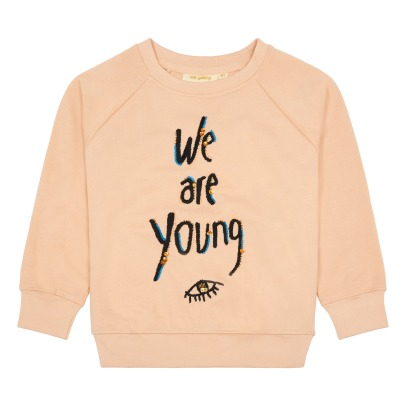 "Soft Gallery Felpa ""We are Young""-listing"