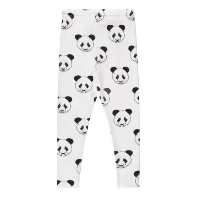 Moumout Milo Panda Ribbed Jogging Bottoms-product