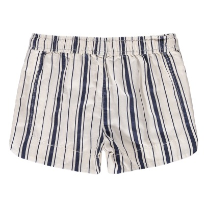 AO76 Short Loose Rayé Twill Fairfax-listing