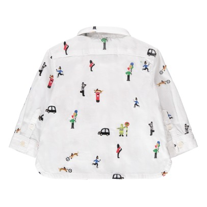 Burberry Embroidered Shirt-product