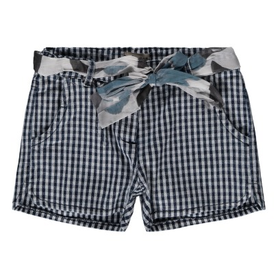 De Cavana Checked Shorts-listing