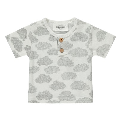 Moumout Noe Cloud Ribbed T-Shirt-listing