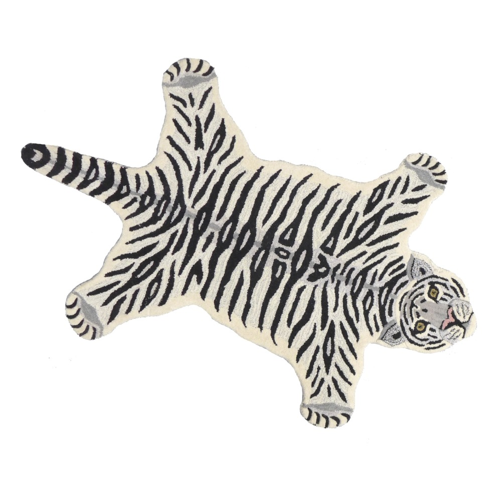 Tapis Tigre des neiges-product