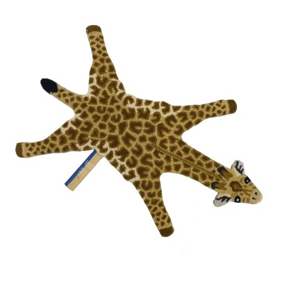Smallable Home Giraffe Rug-listing