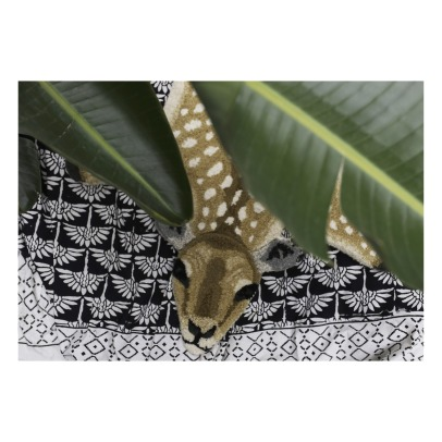 Smallable Home Deer Rug-listing