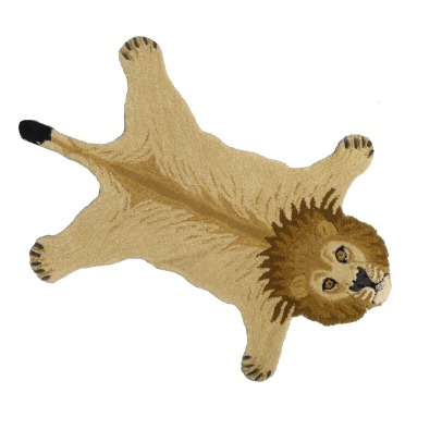 Smallable Home Tapis Lion-listing