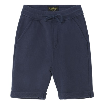 Finger in the nose Grounded Fleece Shorts-listing