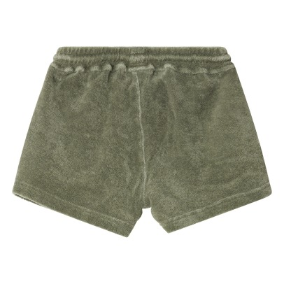 Finger in the nose Mini shorts in spugna Trinity -listing