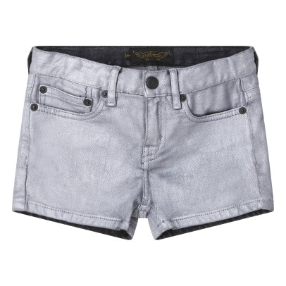 Finger in the nose Nova Quilted Mini Shorts-listing