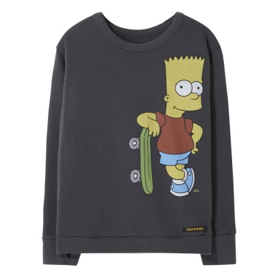 Finger in the nose Brian Skateboard Bart Sweatshirt-listing