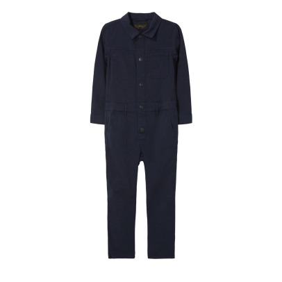 Finger in the nose Brook Buttoned Jumpsuit-listing