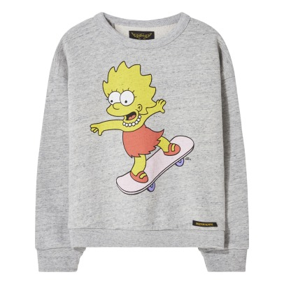 Finger in the nose Sweatshirt Lisa Skate Turner -listing