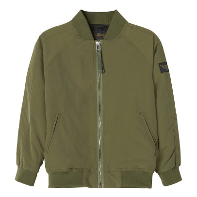 Finger in the nose Pretender Bomber Jacket-listing