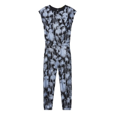 Finger in the nose Paradise Palm Tree Jumpsuit-listing