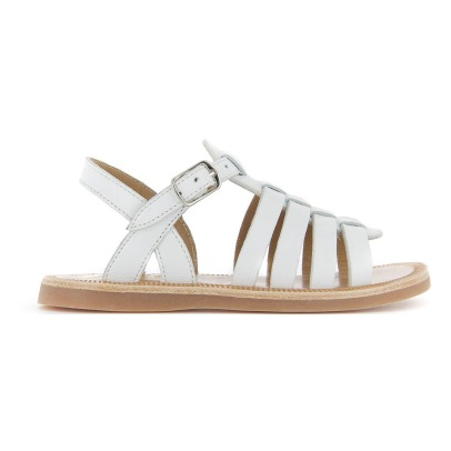Pom d'Api Strap Leather Sandals-listing