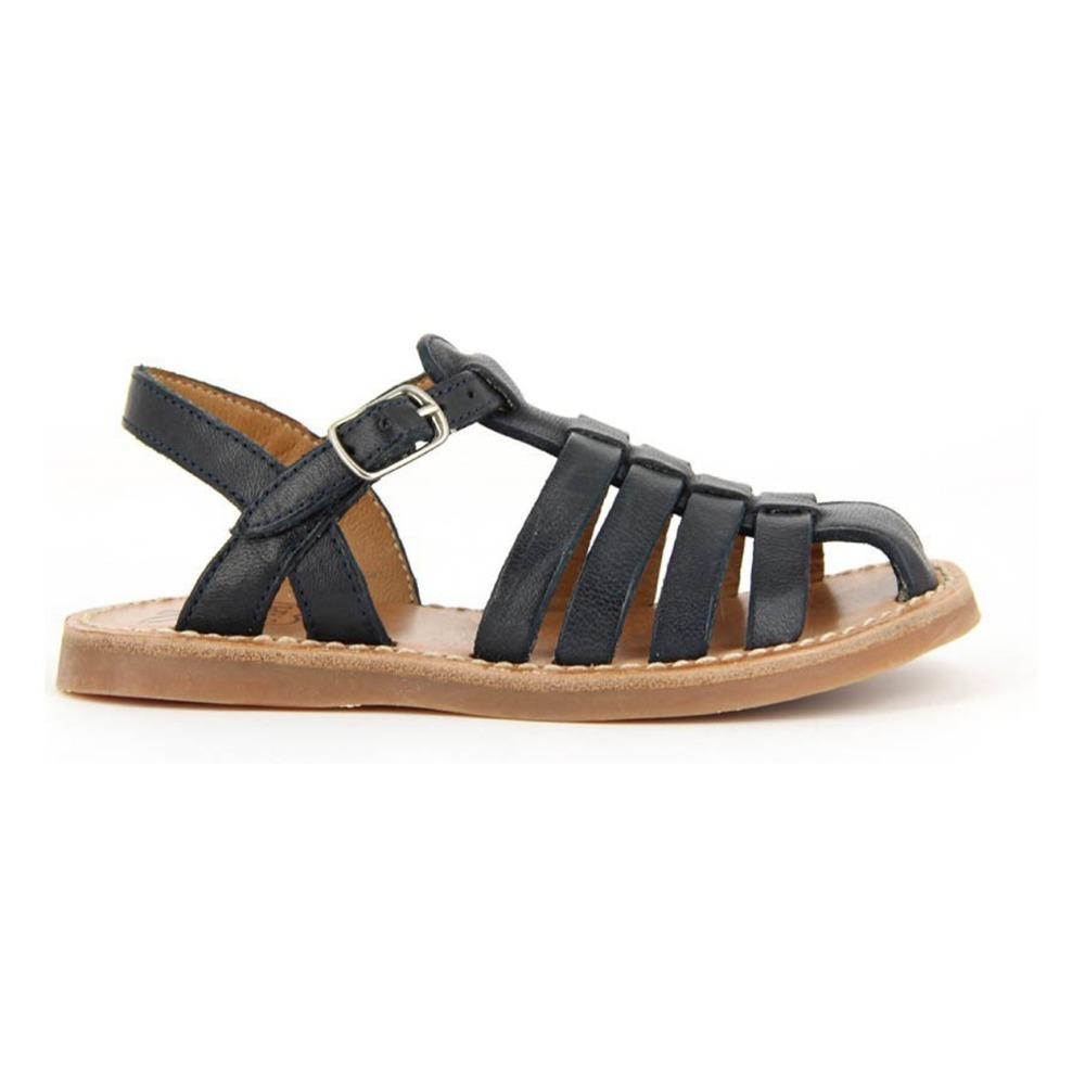 Cheap Sale Find Great Sale - Stitch Papy Leather Beach Sandals - Pom dApi Pom dApi Outlet Deals Sale 100% Guaranteed Grey Outlet Store Online Outlet Store Locations g3MxiY