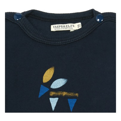 Imps & Elfs Dreaming Of Things To Love Organic Cotton T-Shirt-listing