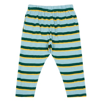 Imps & Elfs Organic Cotton Striped Harem Trousers-listing