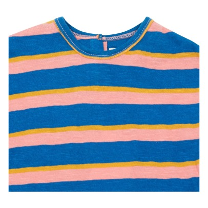 Imps & Elfs Organic Cotton Striped T-Shirt-listing