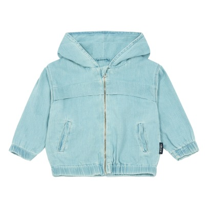 Imps & Elfs Denim Hooded Jacket-listing