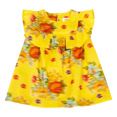 MAAN Casa Floral Ruffled Dress-listing