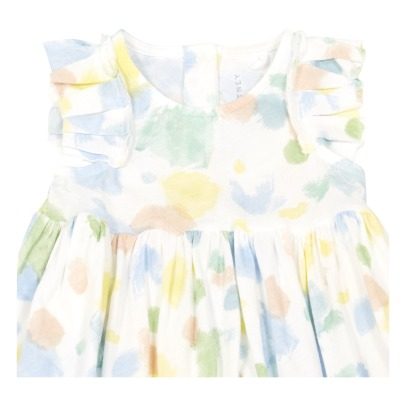 Stella McCartney Kids Garden Organic Cotton Dress-listing