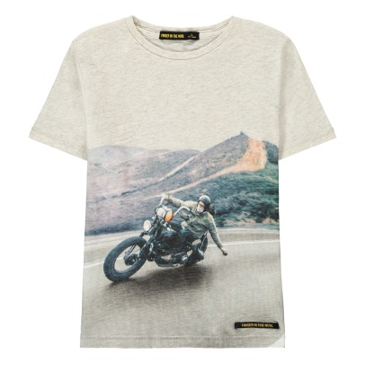 Finger in the nose Dalton Biker T-Shirt-listing