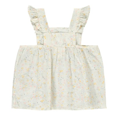 Louis Louise Anna Ruffled Floral Top-listing