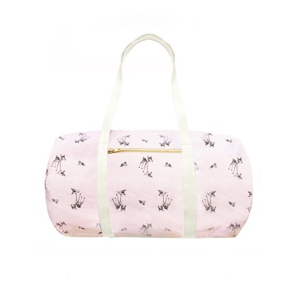 Rose in April Charlotte Fawn 24h Bowling Bag-listing
