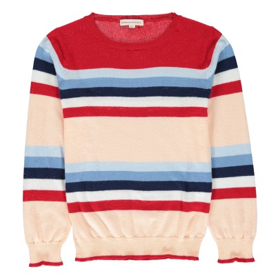 Hundred Pieces Striped Jumper-listing