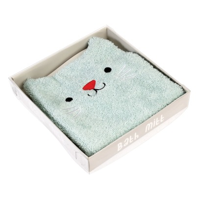 Rex Cookie The Cat Cotton Bath Mitt-listing