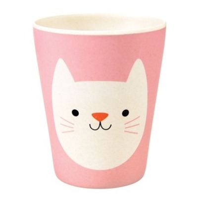 Rex Cookie The Cat Bamboo Cup-listing