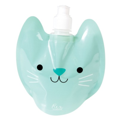 Rex Cookie The Cat Flexible Bottle-listing