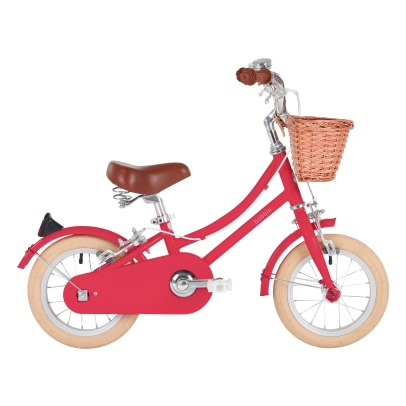Bobbin Bobbin x Smallable Gingersnap 12' Children's Bicycle-product