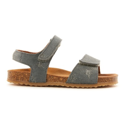 Pèpè Two Con Me - Star Double Velcro Sandals-listing