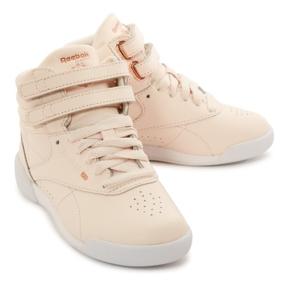 Reebok Muted F/S Hi Leather High Top Trainers-listing