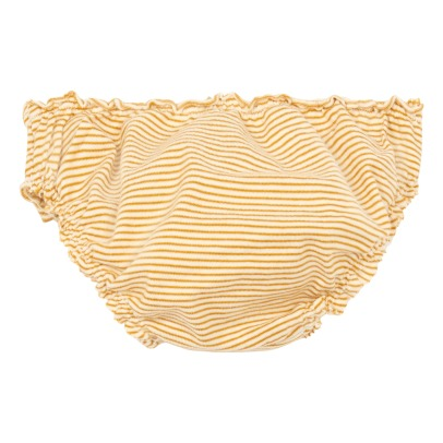 De Cavana Striped Swimming Bottoms-listing