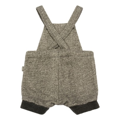 Imps & Elfs Organic Cotton Sweat Lined Jumpsuit-listing