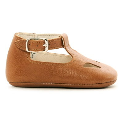 Pèpè Leather Mary Janes-listing