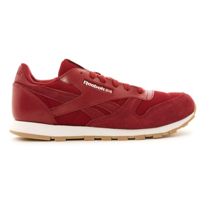 Reebok Sneakers in camoscio Classic Leather Essentials -listing