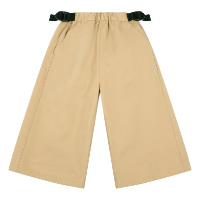 ARCH & LINE Culottes with Adjustable Waist-listing
