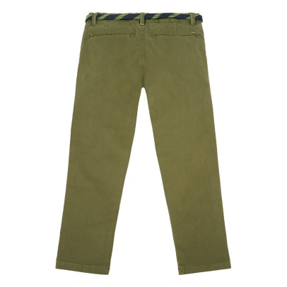 Scotch & Soda Chino Slim Ceinturé-listing