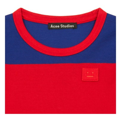 Acne Studios T-Shirt Rayé Mini Ned-listing