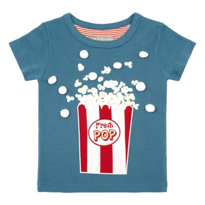 Milk on the Rocks T-shirt Pop-corn Tyler-listing
