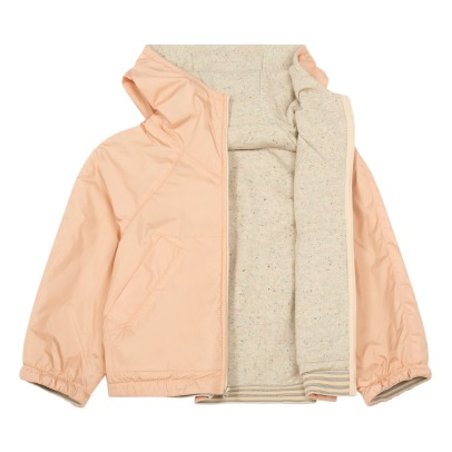 Bellerose Little81 Flecked Interior Reversible Jacket-listing