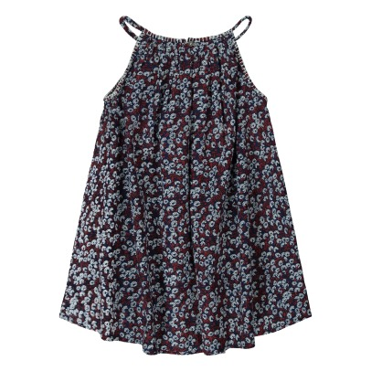 Sunchild Volta Cotton Flower Dress-listing